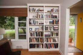 How To Build Your Own Bookshelf Ana White Built In Bookshelves Diy Projects In Built In Bookcase