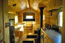 Interior Of Mobile Homes Log Cabin Mobile Homes