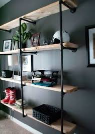 Galvanized Pipe Shelving by Diy Pipe Shelving Pipe Shelving Diy Pipe And Shelving