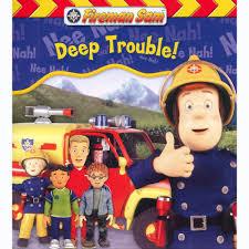 fireman sam deep trouble childrens fiction book anon 10