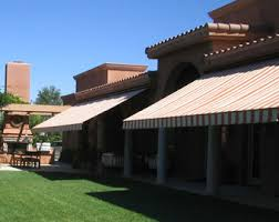 Commercial Retractable Awnings Retractable Fabric Awnings San Diego County Ca Window U0026 Patio