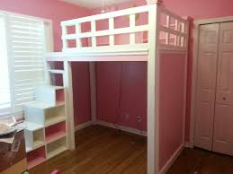 how to make a loft bed with stairs google search room ideas