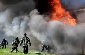 round table occidental road firefighters battle barn blaze in west santa rosa