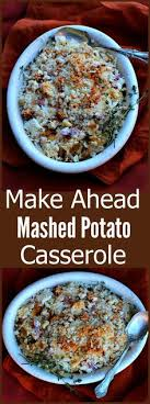classic make ahead mashed potatoes recipe trout thanksgiving