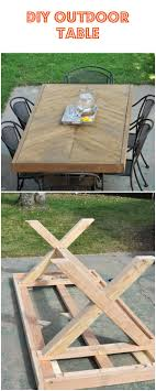 outdoor table top replacement wood furniture patio table top decor ideas pinterest wood replacement
