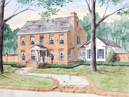 Southern Living Cottage Floor Plans Brickyard Road Mitchell Ginn Southern Living House Plans