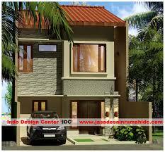 desain rumah lebar 6 meter desain rumah minimalis 2 lantai di solo