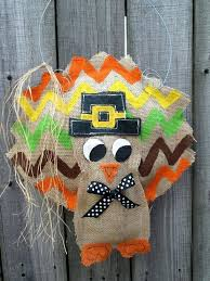 turkey door hanger burlap turkey door hanger tutorial thanksgiving turkey burlap door