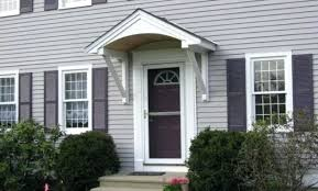 Awning Doors Awning For French Doors 1000 Ideas About Front Door Awning On
