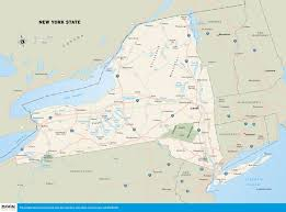 New York State Map With Cities And Towns by Printable Travel Maps Of New York Moon Travel Guides