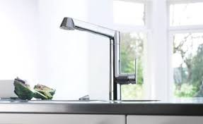 Grohe Eurodisc Kitchen Faucet by Grohe Kitchen Faucets Kitchenbathroomfixtures Com