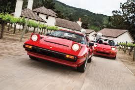 classic toyota cars 1986 toyota mr2 vs 1985 ferrari 308 gtsi qv comparison motor