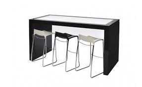 conforama table haute cuisine table et tabouret de bar affordable tabouret de bar scandinave sven