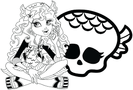 coloring pages halloween monster coloring pages halloween animal