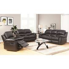 Brown Leather Reclining Sofa by Terranova Top Grain Leather Reclining Sofa Loveseat And Armchair