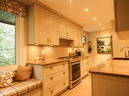 have a wonderful and stylish galley kitchen tcg