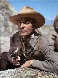 film de cowboy randolph scott in 1962 scott made his final film appearance in
