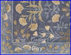 Ebay Pottery Barn Rugs Pottery Barn 9x12 Ebay Adeline Blue Woolen Area Rugs Carpet