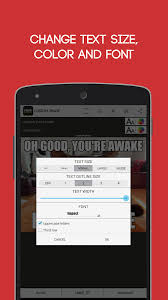 Meme Font Generator - meme generator free gudang game android apptoko