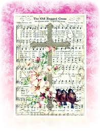 The Old Rugged Visits With Mary The Old Rugged Cross
