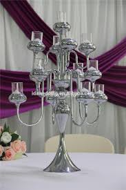 Tall Floor Standing Candelabra by Wedding Decoration Floor Standing Candle Holders Wedding