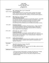 Business Resumes Examples by Professional Business Resume Templates Uxhandy Com