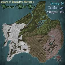mount and blade map ponavosa map 3 7 overview image sword of damocles