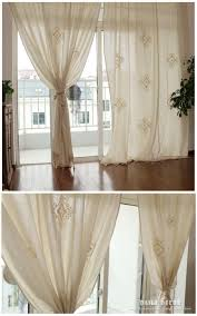 Immagini Tende Country by 100 Country Vintage Cotton Linen Crochet Curtains Las Cortinas