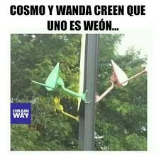 Wanda Meme - top memes de cosmo y wanda en espa祓ol memedroid