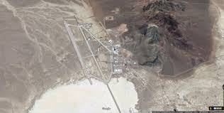 Google Maps Area 51 Entrance To Area 51 Underground Found Near Runway Ufo Seekers