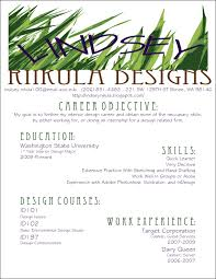 Interior Design Resume Examples by Entry Level Interior Design Resume Free Resume Example And
