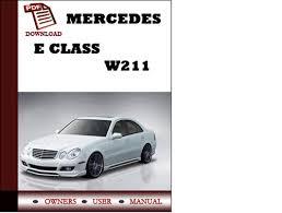 mercedes e350 owners manual mercedes e class w211 owners manual user manual pdf