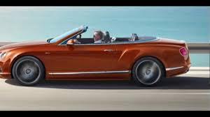 bentley gtx 700 series ii bentley continental convertible amber youtube