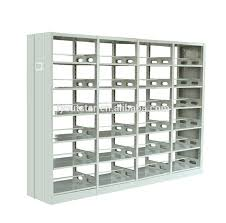 modern stainless steel bookcase modern stainless steel bookcase