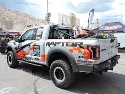 baja truck suspension 2017 ford raptor delivers a rapturous win in the desert roadshow