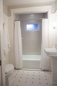 Bathroom Molding Ideas Colors Grey Subway Tile Bathroom Black White Tile Floor Crown Molding