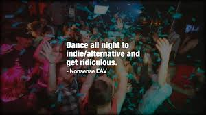 get tickets to nonsense eav atlanta u0027s indie dance party at the