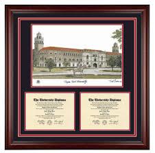 tech diploma frame tech diploma frames by school diploma frame co