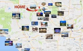 studio city map apartment luxury universal city studio los angeles ca booking com