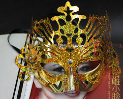 mardi gras mask for sale wholesale masquerade party fancy dress glitter crown