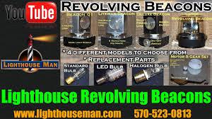 solar lighthouse light kit lighthouse revolving beacons rotating lights lighthouse man