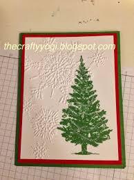 crafty yogi more christmas cards