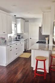 Kitchen Cabinets Colors And Styles by My Sister U0027s New Kitchen Surprise It U0027s Not White Or Subway Tile