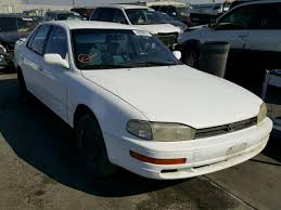 1993 toyota camry for sale jt2sk12e4p0119917 1993 white toyota camry on sale in ca fresno
