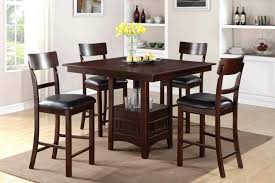 Patio Bar Height Dining Table Set Beautiful Height Dining Room Table Gallery Home Design Ideas