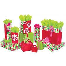 christmas wrap bags snowflake bling check christmas gift bags box and wrap