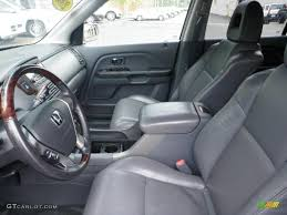 Honda Pilot Interior Photos 2003 Honda Pilot Ex L News Reviews Msrp Ratings With Amazing