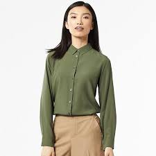 rayon blouse uniqlo rayon sleeve blouse where to buy how to wear