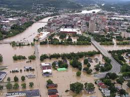 the hurricane that flooded ithaca the ithaca voice