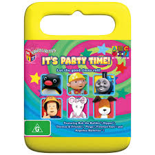 hit favourites it u0027s party time dvd big w